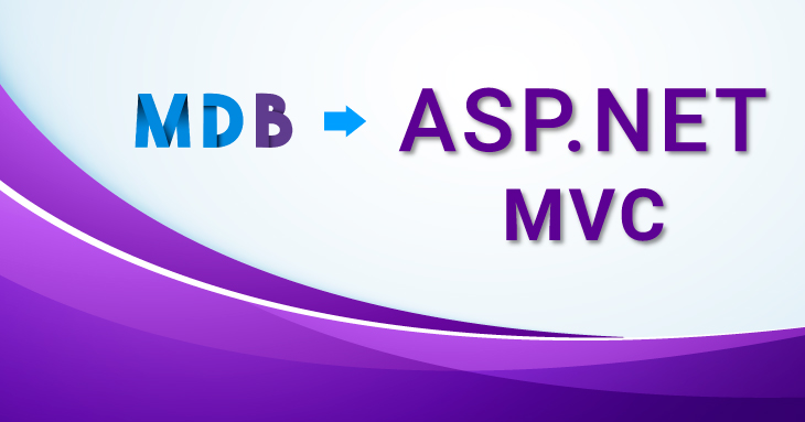 MDBootstrap on ASP.NET MVC